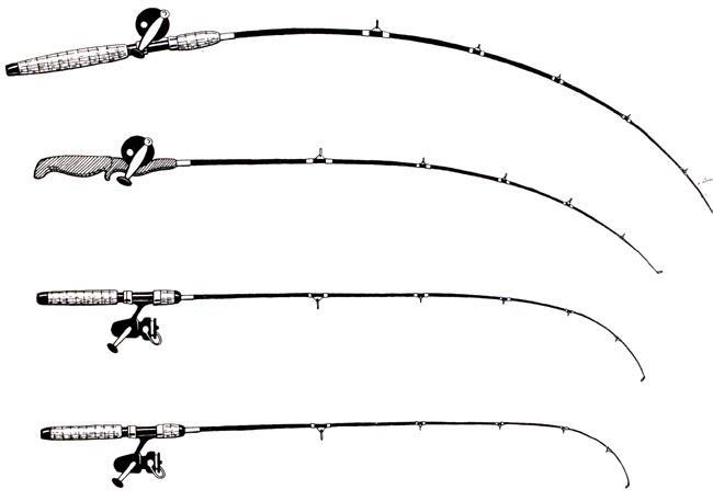 Спиннинг для троллинга: как выбрать, тест для ловли на реке и ...