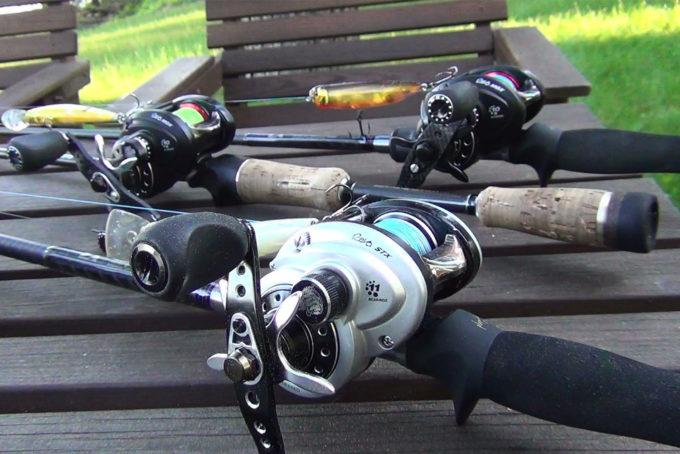 Кастинговые удилища - читайте на Сatcher.fish