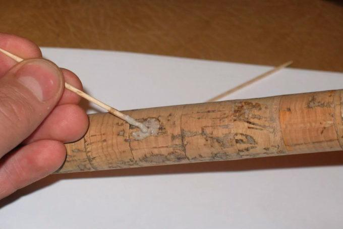 Ремонт ручки катушки для спиннинга своими руками