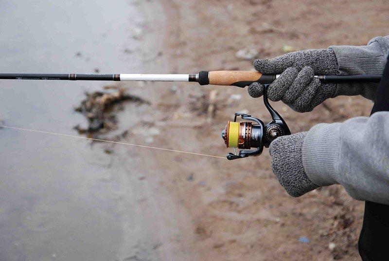 Плетеный шнур для рыбалки фото 2