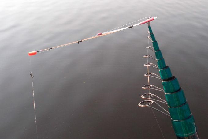 Боковой кивок. Удочки для летней рыбалки