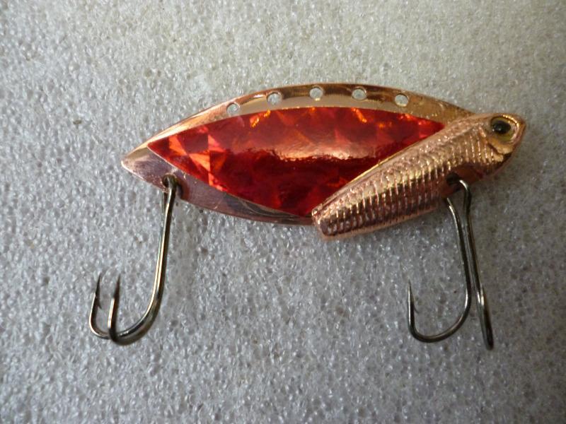 Блесная цикада фото 2