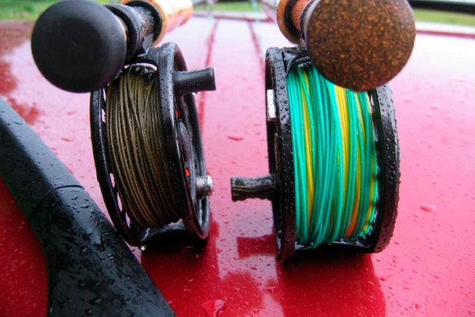 Нахлыст для новичков - Самоделки для рыбалки своими руками