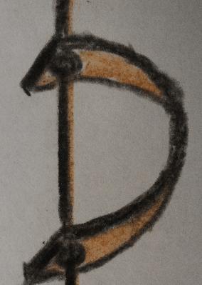 как сделать вертушку рисунок 1