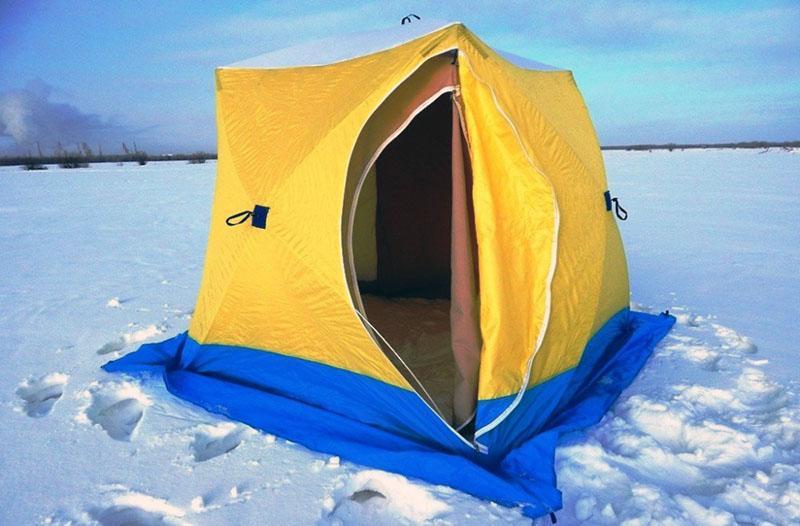 Ловля леща ночью зимой в палатке фото 2