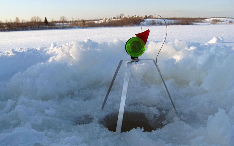 ловля щуки зимой на жерлицы фото 4