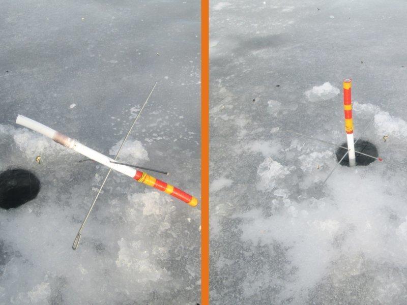 ловля щуки зимой на жерлицы фото 7