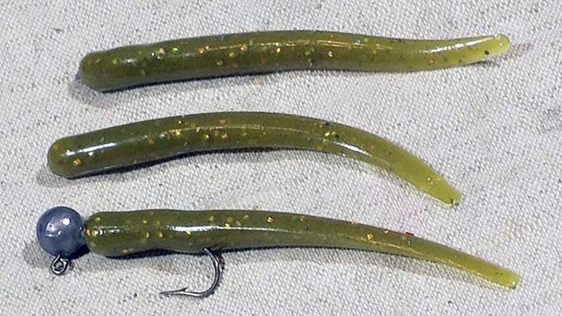 Искусственные черви для рыбалки фото 4