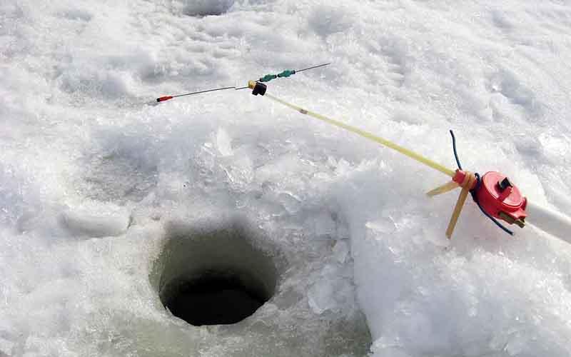 ловля карася зимой фото 6