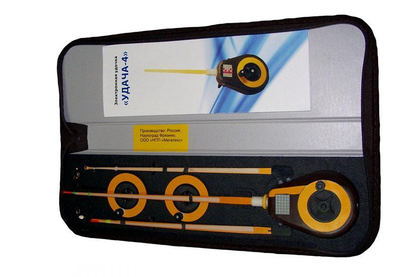 электронная удочка для зимней рыбалки фото 4