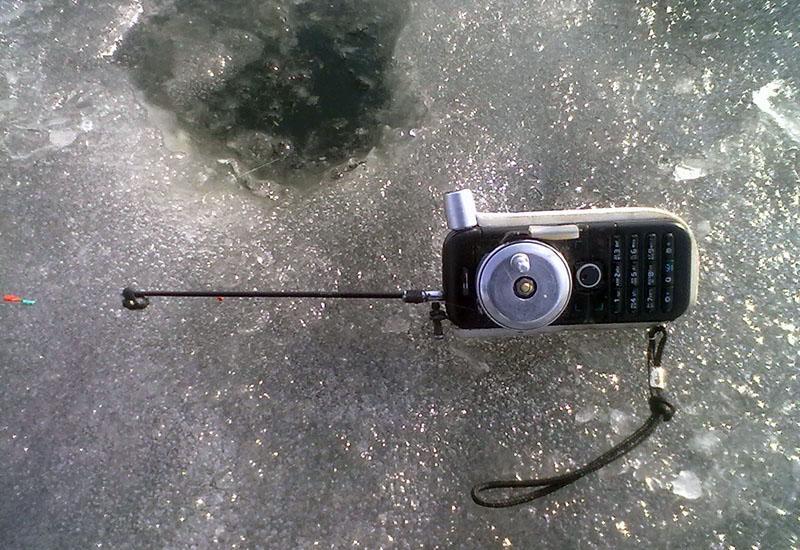 электронная удочка для зимней рыбалки фото 5