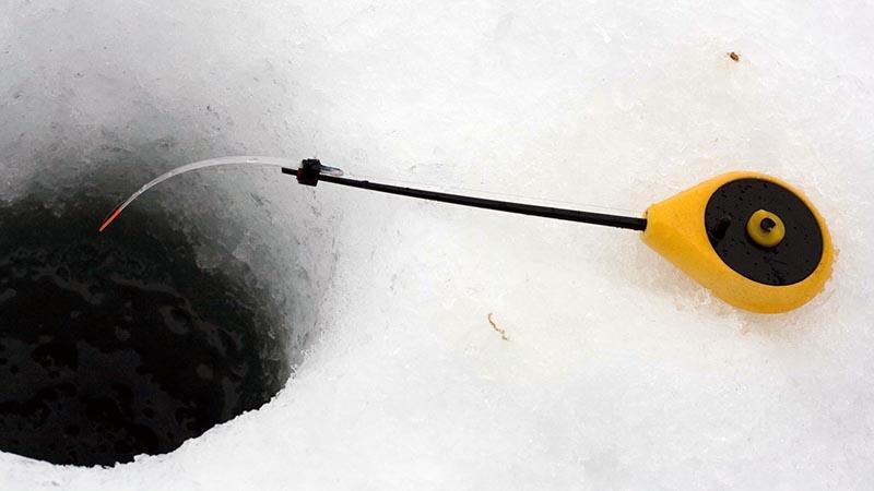 ловля карася по первому льду фото 3