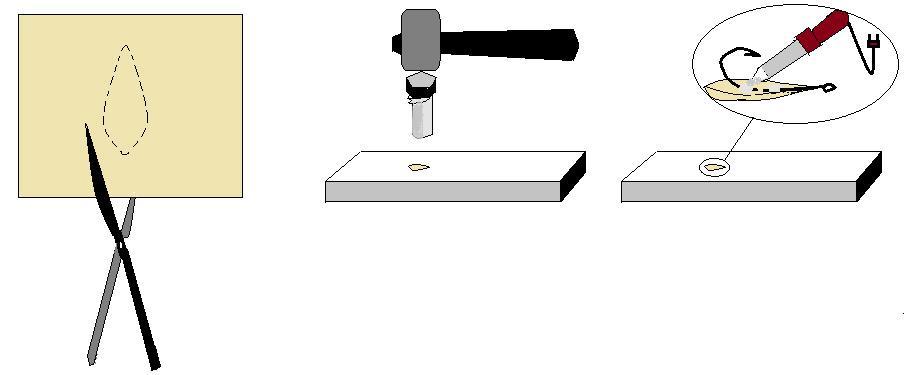 мормышка хрень рисунок 2