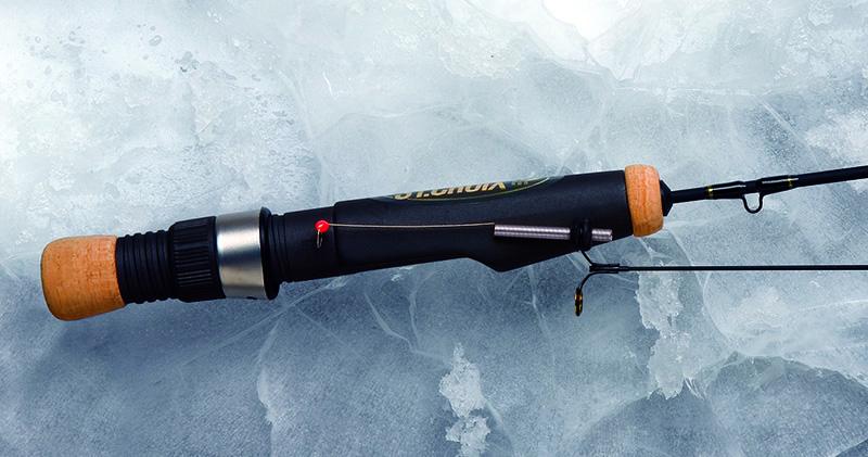 зимняя удочка для ловли на балансир фото 4
