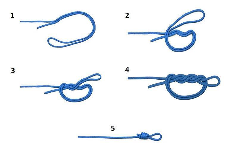 Как связать две лески между собой фото 3