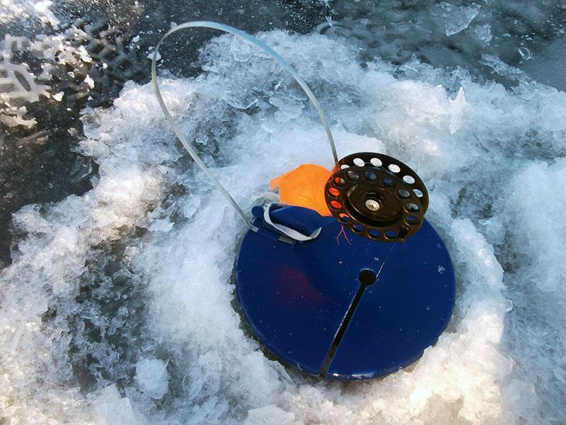 ловля щуки зимой на флажки фото 1