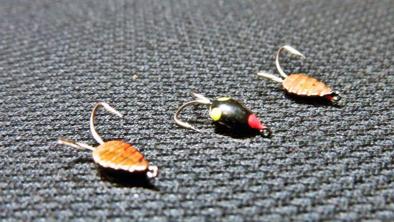зимняя рыбалка на мормышку фото 4