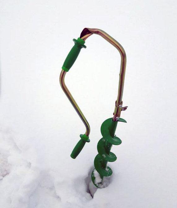 бур для зимней рыбалки фото 3