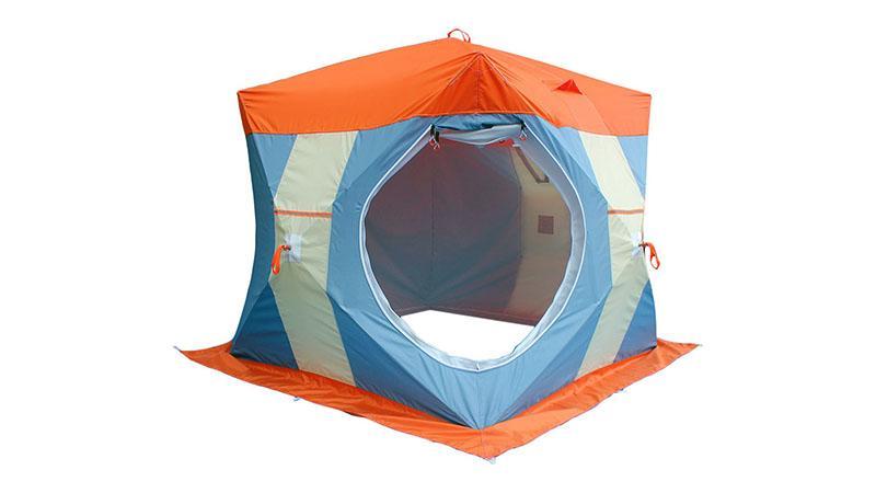 палатка для зимней рыбалки фото 5