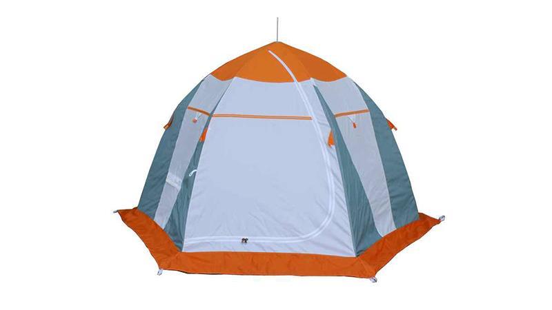 палатка для зимней рыбалки фото 7