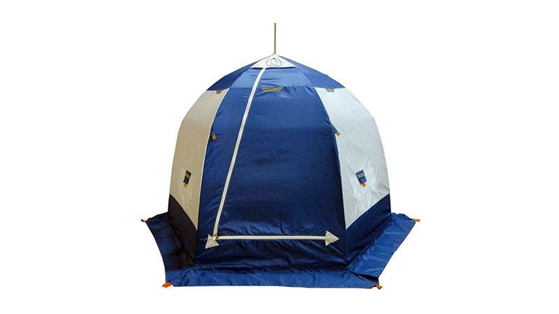 палатка для зимней рыбалки фото 8