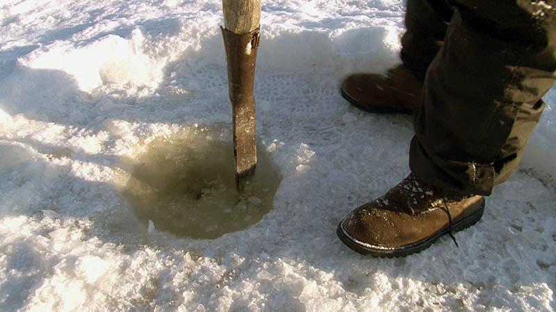 пешня для зимней рыбалки фото 9