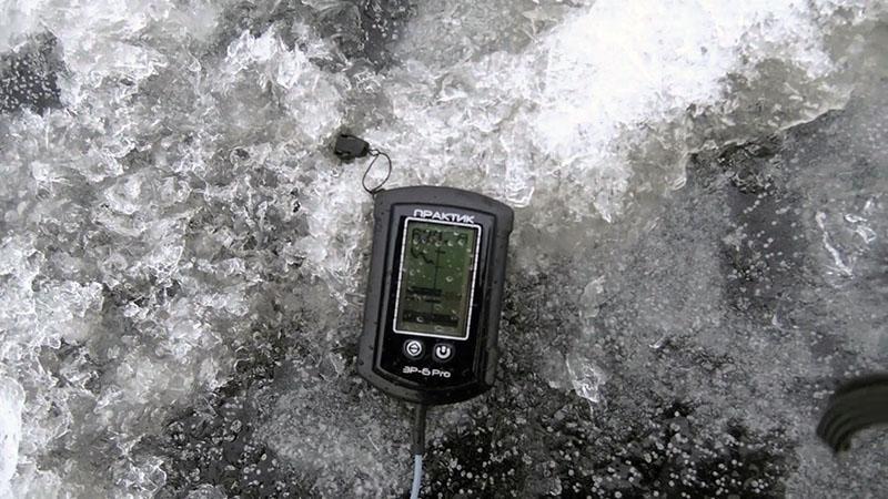 эхолот для зимней рыбалки фото 1