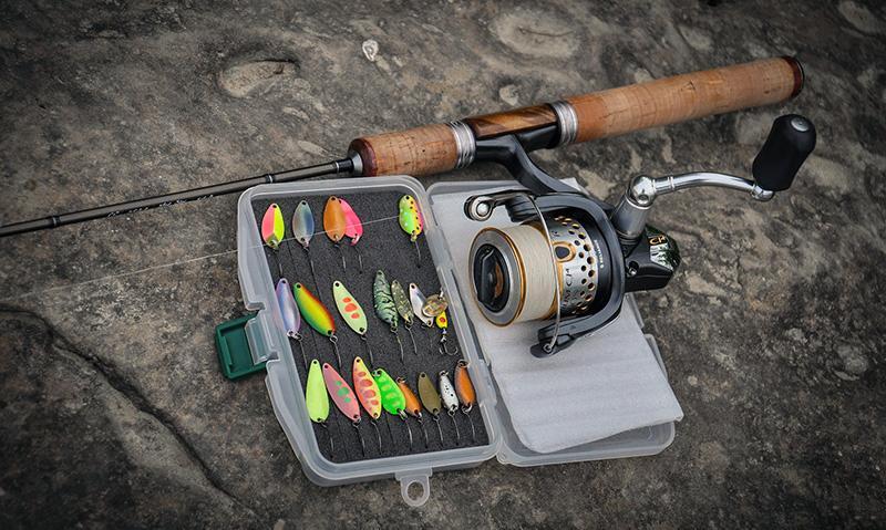снасти для рыбалки фото 1