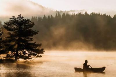 Хитрости для успешной ловли: при каком давлении лучше клюет рыба и почему?