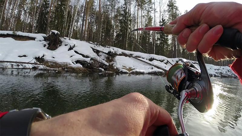 рыбалка на спиннинг весной фото 3
