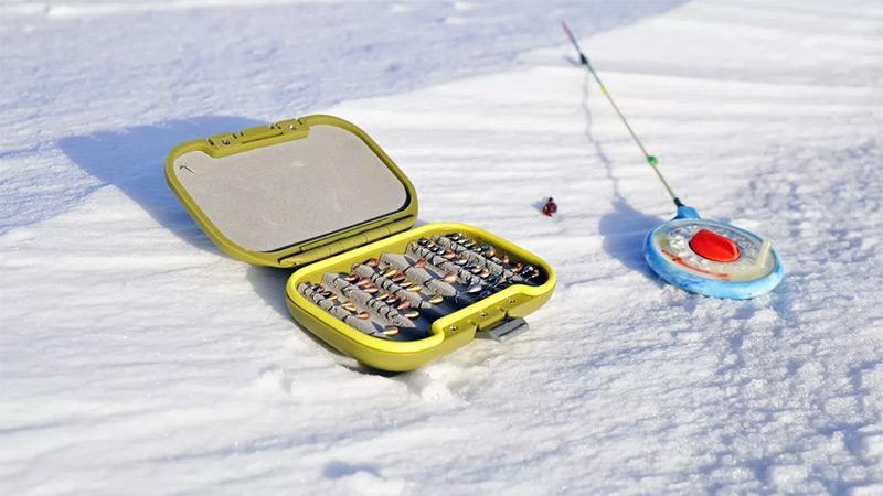 снасти для зимней рыбалки фото 1