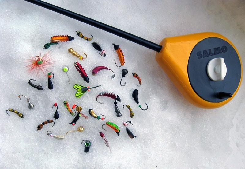 снасти для зимней рыбалки фото 8
