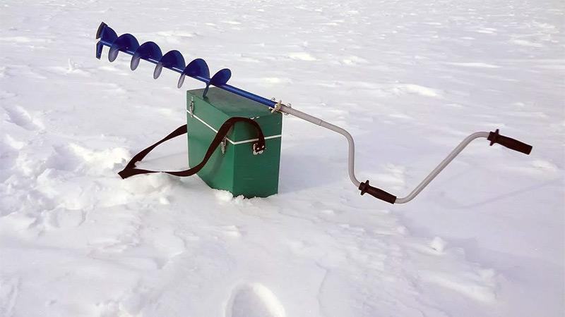 снасти для зимней рыбалки фото 9