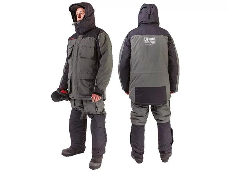 зимний костюм для рыбалки фото 7