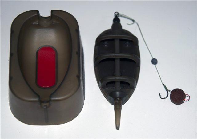 Нестандартный способ ловли или монтаж и применение фидерной оснастки на карася