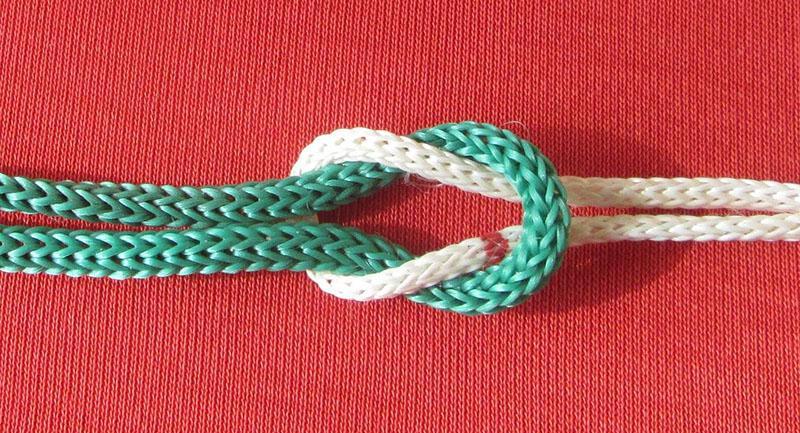 Инструкция как привязать плетенку к поводку. Самые эффективные узлы