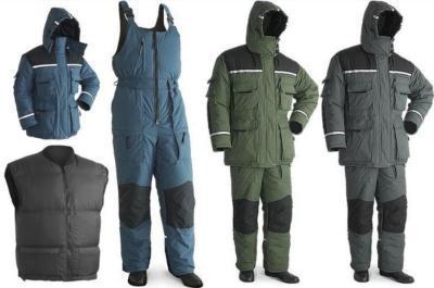 Тонкости выбора одежды для зимней рыбалки. Лучшие производители и модели