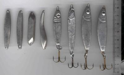 Зимние блесна на окуня- рейтинг самых лучших, чертежи самодельных снастей для рыбалки зимой, фото и видео о том, как сделать своими руками