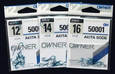 Японские крючки Owner: все о них, отличия оригинала от подделки