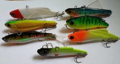 Ратлины для зимней рыбалки на судака – уловистые и оригинальные приманки