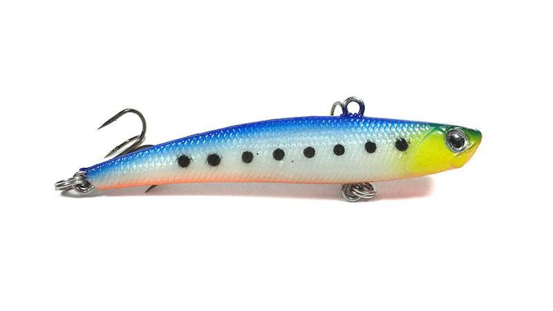 Ратлины для зимней рыбалки на судака - уловистые и оригинальные приманки