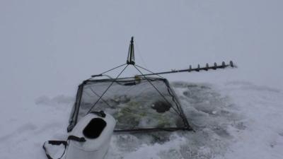 """Что такое """"паук"""" для зимней рыбалки? Чертежи и инструкция по изготовлению своими руками"""